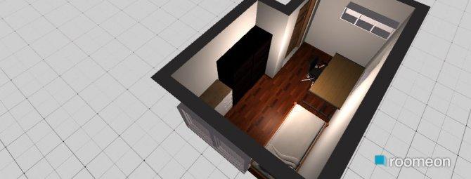 Raumgestaltung sammy in der Kategorie Schlafzimmer