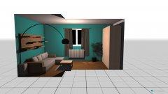 Raumgestaltung sanda in der Kategorie Schlafzimmer