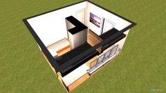 Raumgestaltung Sandra 2020-06-23 V1 in der Kategorie Schlafzimmer