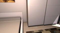 Raumgestaltung Sandra und Felix001 in der Kategorie Schlafzimmer