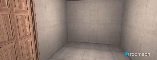 Raumgestaltung sandy in der Kategorie Schlafzimmer