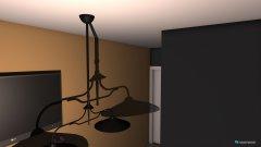 Raumgestaltung sarah's zimmer in der Kategorie Schlafzimmer