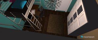 Raumgestaltung sasaroom in der Kategorie Schlafzimmer