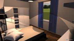 Raumgestaltung SCH_Schlafen in der Kategorie Schlafzimmer