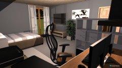 Raumgestaltung schalfzimmer in der Kategorie Schlafzimmer