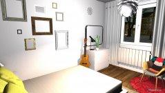 Raumgestaltung Schalfzimmeridee in der Kategorie Schlafzimmer