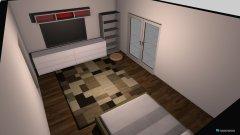 Raumgestaltung schalzimmer in der Kategorie Schlafzimmer