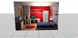 Raumgestaltung schatz zimmer in der Kategorie Schlafzimmer