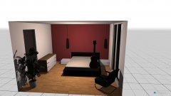 Raumgestaltung schk in der Kategorie Schlafzimmer