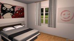 Raumgestaltung Schlaf-BOL in der Kategorie Schlafzimmer