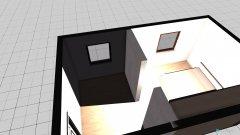 Raumgestaltung Schlaf- und Hobbyraum in der Kategorie Schlafzimmer