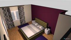 Raumgestaltung schlaf Zimmer in der Kategorie Schlafzimmer