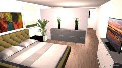 Raumgestaltung schlaf1_210814 in der Kategorie Schlafzimmer