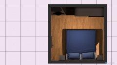 Raumgestaltung Schlaf1 in der Kategorie Schlafzimmer