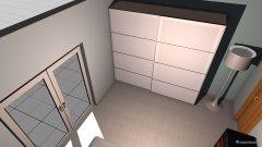 Raumgestaltung schlaf in der Kategorie Schlafzimmer