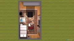 Raumgestaltung Schlafen-1-5 in der Kategorie Schlafzimmer