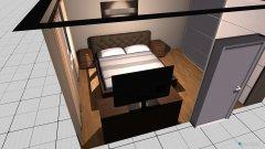 Raumgestaltung Schlafen ELW in der Kategorie Schlafzimmer