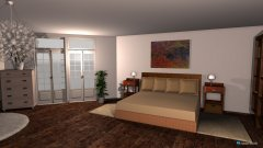 Raumgestaltung Schlafen in der Kategorie Schlafzimmer
