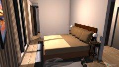 Raumgestaltung Schlaffräume Blick nach draussen in der Kategorie Schlafzimmer