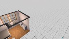 Raumgestaltung Schlafraum in der Kategorie Schlafzimmer