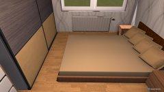 Raumgestaltung Schlafyimmer in der Kategorie Schlafzimmer