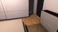 Raumgestaltung Schlafz. in der Kategorie Schlafzimmer
