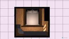 Raumgestaltung SchlafZa in der Kategorie Schlafzimmer