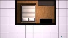 Raumgestaltung Schlafzi 2 in der Kategorie Schlafzimmer