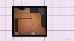 Raumgestaltung Schlafzi Guyot in der Kategorie Schlafzimmer