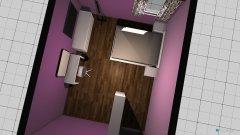 Raumgestaltung schlafziimmer katha in der Kategorie Schlafzimmer