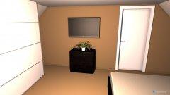 Raumgestaltung Schlafzimemer in der Kategorie Schlafzimmer