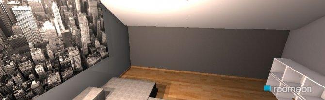 Raumgestaltung Schlafzimme in der Kategorie Schlafzimmer