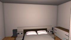 Raumgestaltung Schlafzimmer 1. Entwurf in der Kategorie Schlafzimmer
