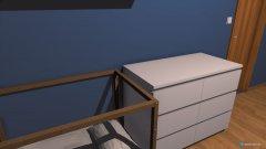Raumgestaltung Schlafzimmer #1 in der Kategorie Schlafzimmer
