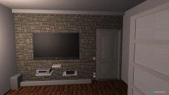Raumgestaltung Schlafzimmer 1 in der Kategorie Schlafzimmer