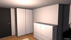 Raumgestaltung Schlafzimmer 2.0 in der Kategorie Schlafzimmer
