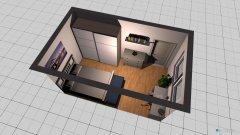 Raumgestaltung Schlafzimmer 2.2 in der Kategorie Schlafzimmer