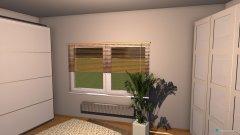 Raumgestaltung Schlafzimmer 2 Schränke in der Kategorie Schlafzimmer