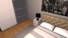 Raumgestaltung Schlafzimmer 214 in der Kategorie Schlafzimmer