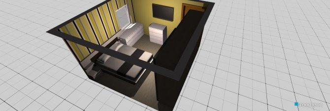 Raumgestaltung schlafzimmer 2 in der Kategorie Schlafzimmer