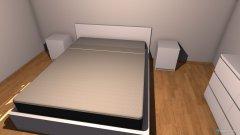 Raumgestaltung Schlafzimmer 3.5 Zimmer in der Kategorie Schlafzimmer