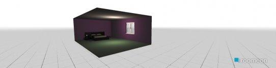 Raumgestaltung Schlafzimmer <3 in der Kategorie Schlafzimmer