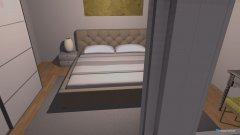 Raumgestaltung Schlafzimmer Alex in der Kategorie Schlafzimmer