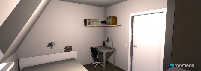 Raumgestaltung Schlafzimmer alt in der Kategorie Schlafzimmer