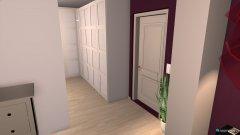 Raumgestaltung Schlafzimmer alte Ecke in der Kategorie Schlafzimmer