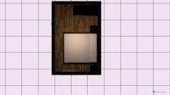 Raumgestaltung Schlafzimmer alternativ im Kinderzimmer in der Kategorie Schlafzimmer