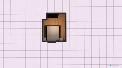 Raumgestaltung Schlafzimmer Bett unter Fenster in der Kategorie Schlafzimmer