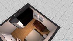 Raumgestaltung Schlafzimmer Biebricher Allee 9 in der Kategorie Schlafzimmer