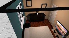 Raumgestaltung Schlafzimmer by muddi in der Kategorie Schlafzimmer
