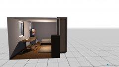 Raumgestaltung Schlafzimmer Christian in der Kategorie Schlafzimmer